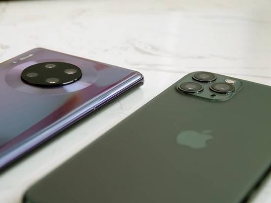 买华为Mate30 Pro还是iPhone 11 Pro?iPhone 11 Pro和华为Mate30 Pro对比评测