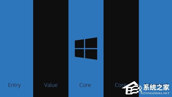 """25美元起!微软Win10五大消费者版本齐曝光"""""""