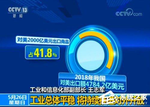 工信部副部长王志军:中国芯片产业取得突破