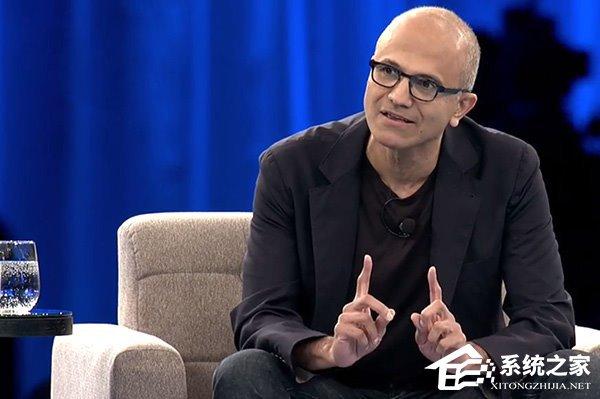 微软CEO纳德拉将于明年出第一本书:《Hit Refresh》