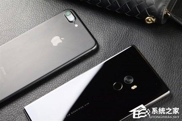 小米MIX2抢先iPhone 8一天发布先博眼球?雷军:纯属巧合