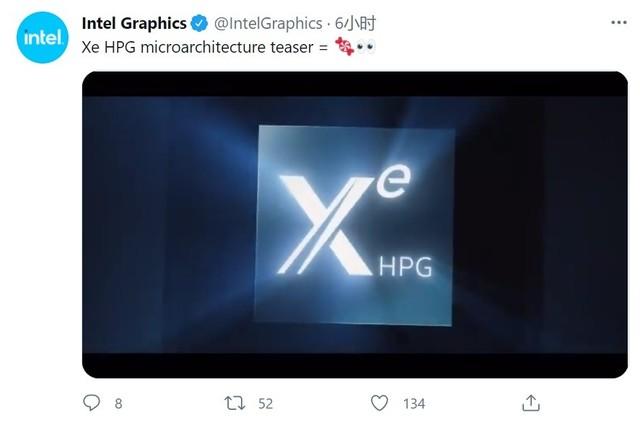 """游戏玩家福音到!英特尔将于3月27日发布Xe HPG独立显卡!"""""""