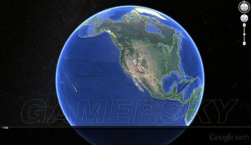 GTA5真实场景对比 真实场景对比谷歌地球_GTA5真实场景对比(1) 游戏攻略
