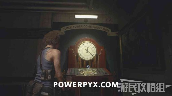 """《生化危机3重制版》钟表谜题宝石位置详解 红宝石在哪 游戏攻略"""""""
