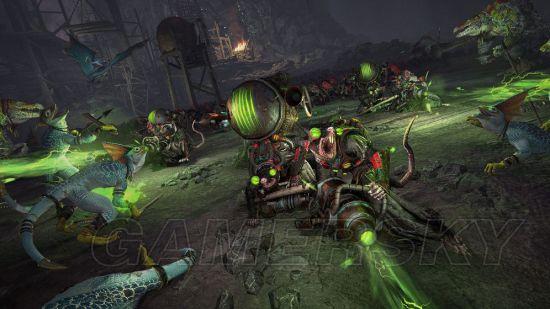 """《战锤全面战争2》全兵种处决动画一览 游戏攻略"""""""