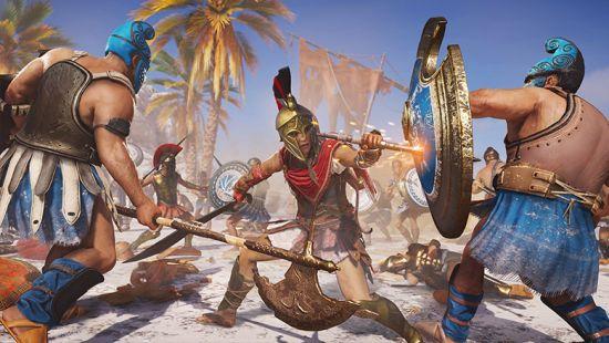 """《刺客信条奥德赛》Abostergo与阿尔忒弥斯套装伤害对比 游戏攻略"""""""