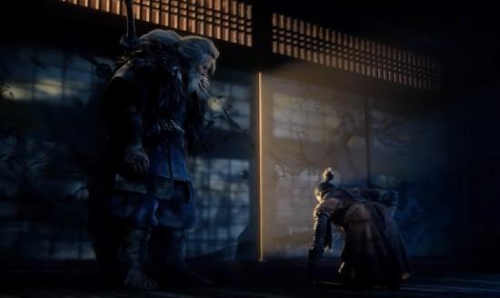 """《只狼》电影向剧情视频欣赏_第一期 游戏攻略"""""""